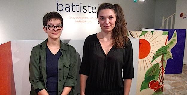 """""""Battistelle"""": Rencontre entre poésie et illustratution au Centre culturel Una Volta à Bastia"""