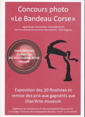 """""""Le Bandeau Corse"""" : Un concours photo au Dian'Arte Museum"""
