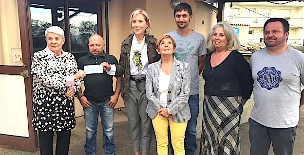 Bastia : La Bucciata Bastiaccia solidaire des malades du cancer