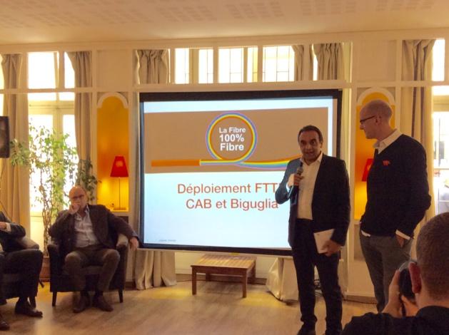 La CAB et Biguglia rattrapent leur retard numérique