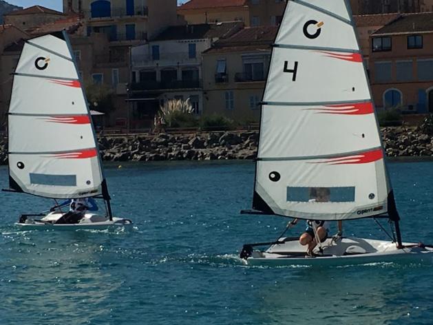 L'Ile-Rousse : 37 courses et de beaux vainqueurs à la coupe d'automne de la ligue corse de voile