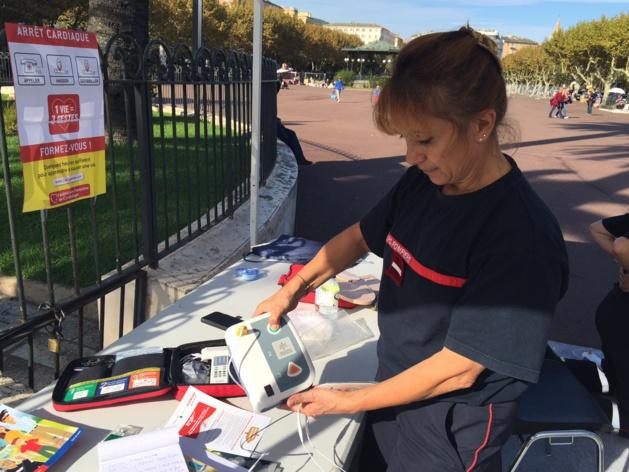 Les sapeurs-pompiers de la Haute-Corse partent à la rencontre de la population