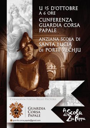 Santa Lucia di Porti Vechju : Projection et Conférence di Scola di Zia Peppa