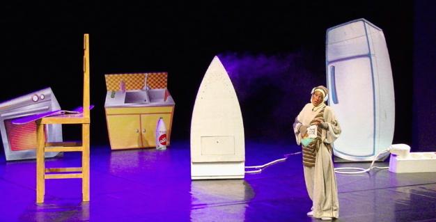 """Bastia : """"Bébé Doudou"""", un spectacle pour sensibiliser les enfants aux risques domestiques"""