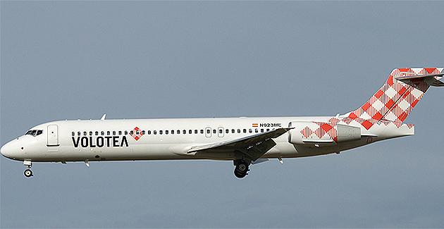 Montpellier : Volotea volera vers Bastia et Lille à partir d'avril 2017