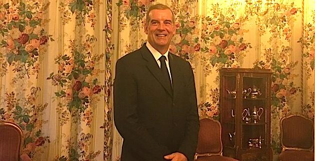 Ajaccio : Benoît Bonnefoi, nouveau SGAC, a pris ses fonctions