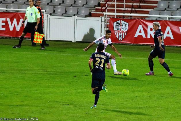 ACA-Reims, l'œil du technicien : La rubrique d'après-match de Baptiste Gentili
