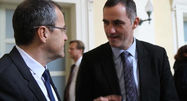 Rapprochement de Niculaiu Battini et de Stefanu Tomasini : La satisfaction de Gilles Simeoni et Jean-Guy Talamoni