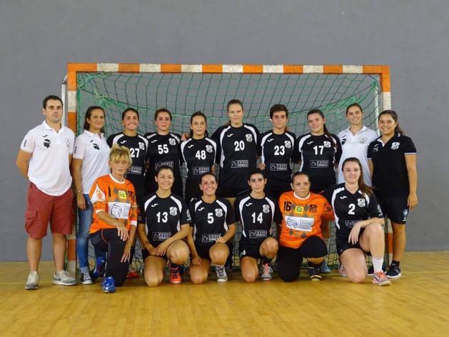 Handball Nationale 3 : Première victoire pour les filles du HAC