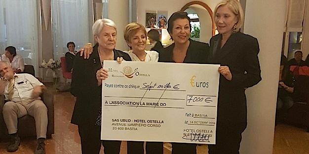 Hôtel-restaurant Ostella : 7 000 € pour La Marie Do