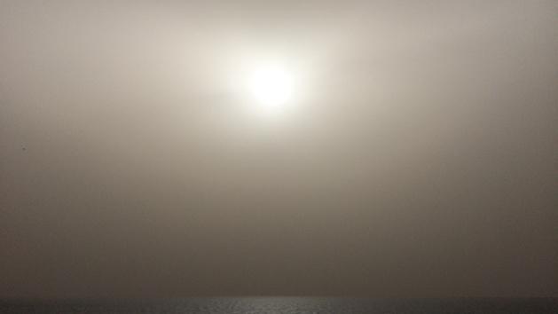 Fort épisode de pollution en cours sur la région