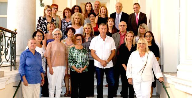 Conseil départemental de la Corse-du-Sud : Installation de la conférence des financeurs