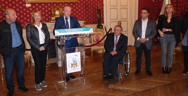 Handisport : Vers la création d'un comité départemental en Corse-du-Sud