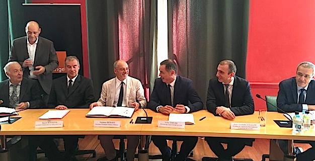 Orange conventionne avec les services publics pour le déploiement de la fibre optique