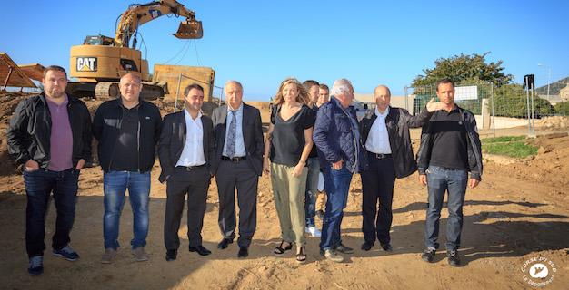 Conseil Départemental de la Corse-du-Sud : La route des Sanguinaires fait peau neuve