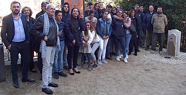 Bastia : Le jardin Romieu embelli par les collégiens de Saint-Joseph et Montesoro