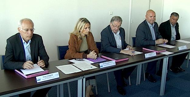 Une convention-cadre de partenariat entre Agence du Tourisme de la Corse et CCI 2B