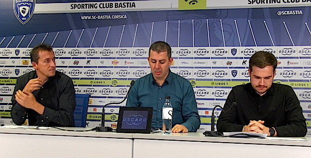 Le SC Bastia veut reconquérir son public