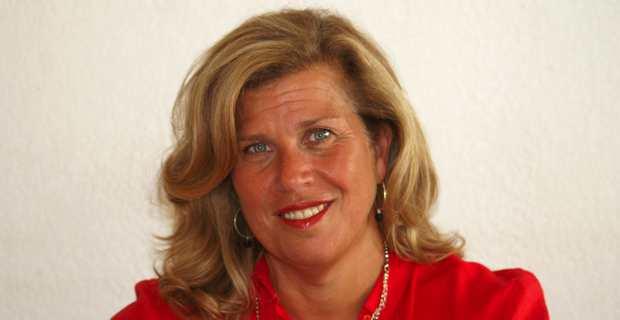 """Marie-Thérèse Mariotti, maire de Taglio-Isolaccio et conseillère territoriale du groupe de droite """"Le Rassemblement""""."""