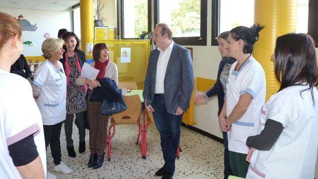 Ecole Saint-Jean d'Ajaccio : Un restaurant flambant neuf