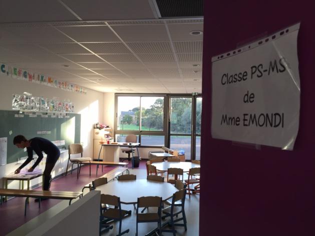 Folelli : La nouvelle école maternelle a ouvert ses portes