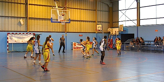 Basket : Face au leader invaincu, Furiani craque sur la fin