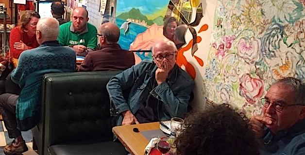 """« Le Revenu sans condition », thème de débat pour le second """"Café Ecolo"""""""