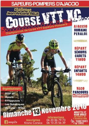 VTT : Le challenge Jean-Antoine Mela se déroulera au domaine Peraldi
