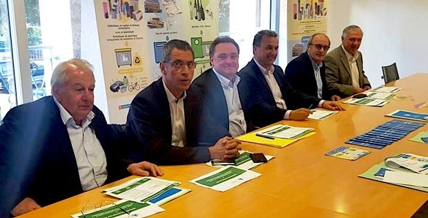 Communauté d'agglo de Bastia : Substituer les tournées de collecte de déchets ménagers par des tournées uniquement dédiées au tri