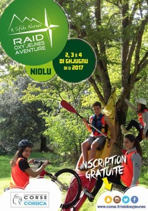 Le Raid Oxy'jeunes – A Sfida Natura lance sa 11ème édition