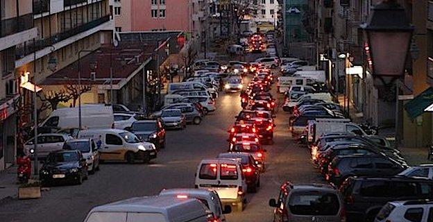 Croneca : Trafficu, cantieri è bell'affare…