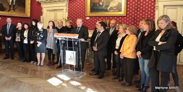 24 heures de la solidarité au Palatinu : La Marie-Do reprend le flambeau de la mobilisation