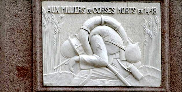 Qui sont les soldats de Corse morts pour la France durant la Première Guerre Mondiale ?