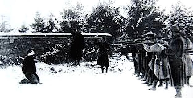 Les Corses fusillés pour l'exemple en 14-18 : On en reparle à Figari