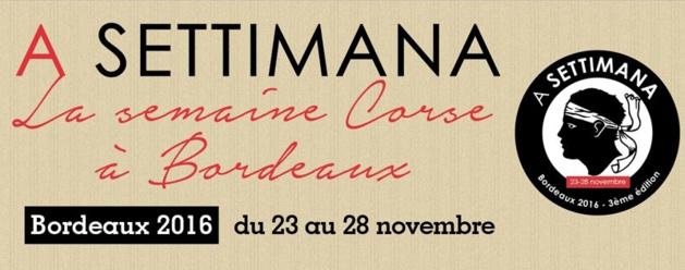 Le terroir corse s'invite à Bordeaux du 23 au 28 Novembre