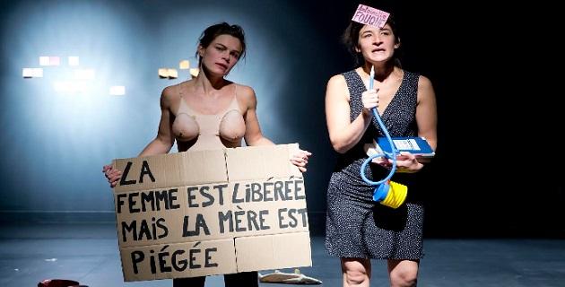 """Les Filles de Simone présentent : """"C'est un peu compliqué d'être l'origine du monde"""" à l'Aghja"""