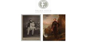 Le Palais Fesch s'enrichit de tableaux, dessins et  photographies liés aux deux Empires