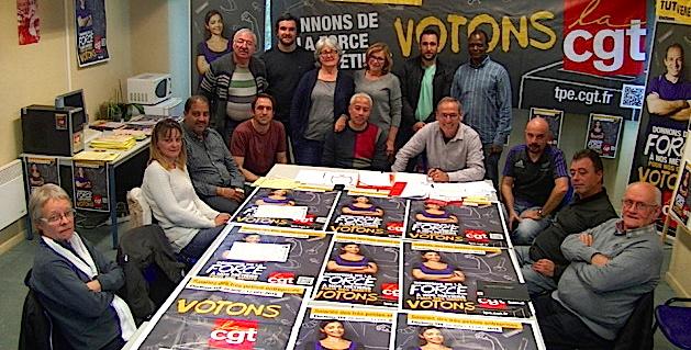 Elections dans les TPE : la CGT réclame un scrutin immédiat