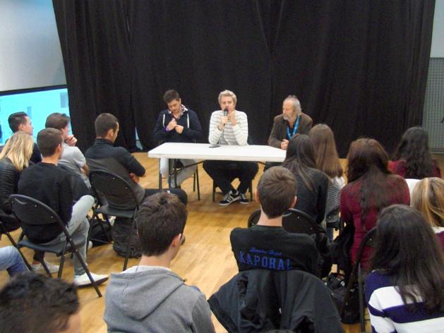 Musicales  : Kyle Eastwood à la rencontre des lycéens bastiais