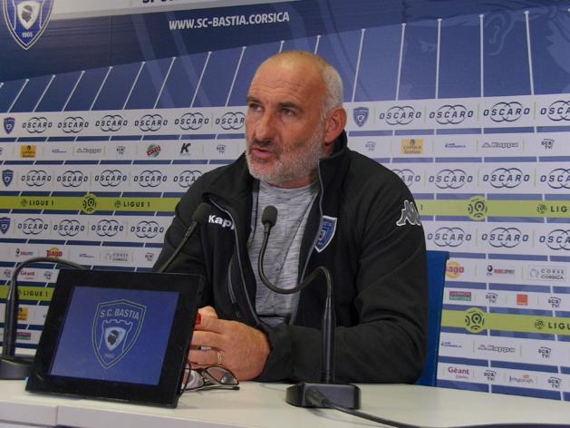 """F. Ciccolini avant SCB-Montpellier : """"Si on ne fait pas un match d'hommes, on ne le gagnera pas"""""""
