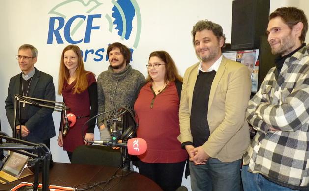 RCF Corsica et la semaine du don (21/27 novembre) : Pour être au plus près des auditeurs