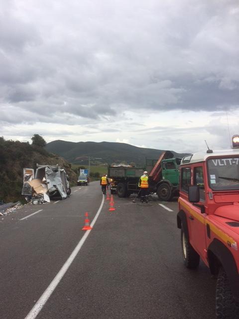 Violente collision sur la route de l'Ostriconi : Un mort