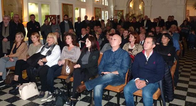 Election primaire de la droite : Laurent Marcangeli mobilise les siens
