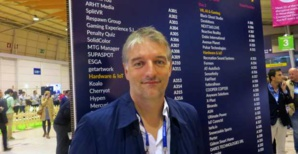 Sébastien Simoni au Web Summit.