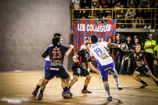 Handball N2M : Le GFCA tombe à Marseille (30-29)