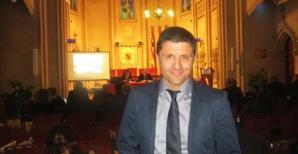 Jean-Félix Acquaviva, conseiller exécutif et président de l'OTC (Office des transports de la Corse).