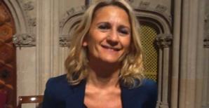 Marie-Antoinette Maupertuis, conseillère exécutive chargée des affaires européennes et présidente de l'ATC (Agence du tourisme de la Corse).