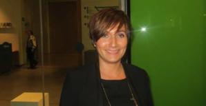 Josepha Giacometti, conseillère exécutive chargée de la culture, du patrimoine, de l'éducation, la formation, l'enseignement supérieur et la recherche