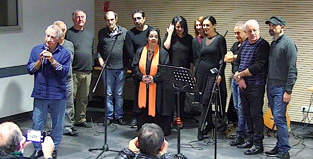 Ville-di-Pietrabugno : Le très bel hommage à Tintin Pasqualini