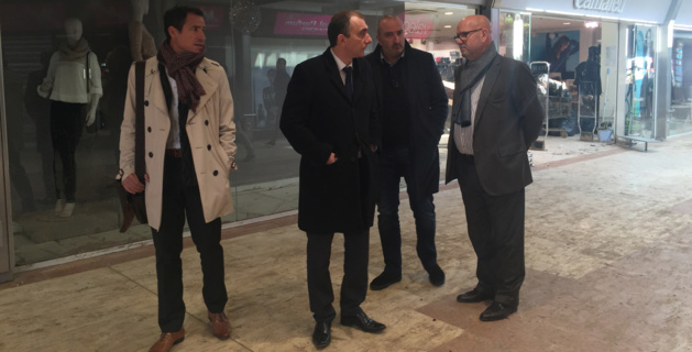 Intempéries : Une enveloppe de 500 000 euros accordée aux entreprises sinistrées